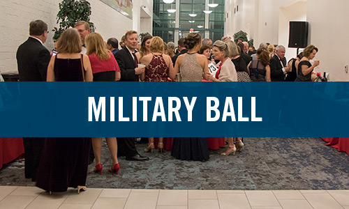 armed forces event space